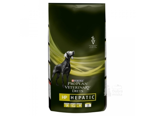 Purina PPVD Canine - HP Hepatic 3 kg