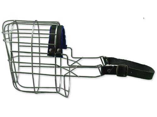 Náhubek kovový rotweiler - pes ()