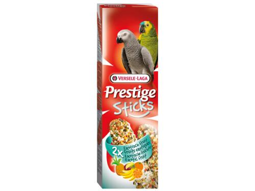Tyčinky VERSELE-LAGA Prestige exotické ovoce pro velké papoušky (140g)