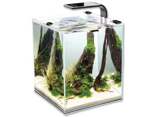 Akvárium set AQUAEL Shrimp Smart 20 x 20 x 25 cm (10l) - prasklá stěna