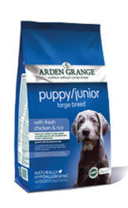 Arden Grange Puppy / Junior Large Breed 2 kg