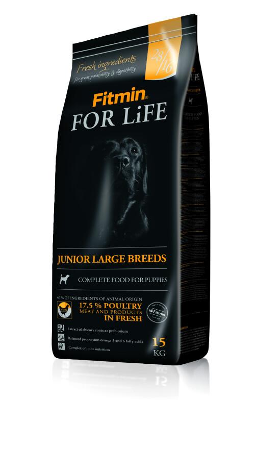 Fitmin Dog for Life Dog Junior Large breed 15 kg